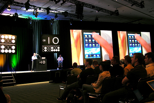 Android Demo at Google I/O