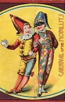 Carnival Harlequins