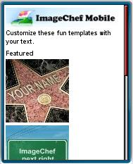 Imagechef Create Text And Image Mashups On Your Phone