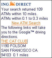 ING ATM Finder