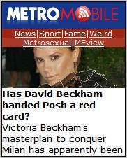 Metro Homepage