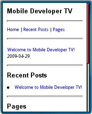 Mobile Developer TV