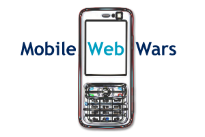 Mobile Web Wars Logo