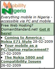 MobilityNigeria - mobile tchnology news