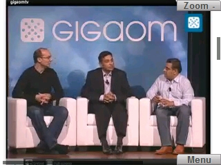 Mobilize Video in Skyfire Andy Rubin, Sanjay Ja, Om Malik
