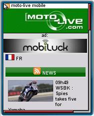 Moto-Live Mobile