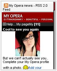 My Opera