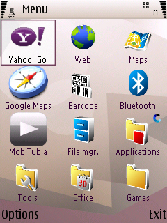 N95-3 Default Theme