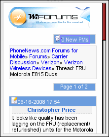PhoneNews Forum