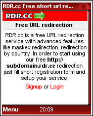RDR.cc