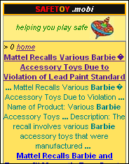 SafeToy