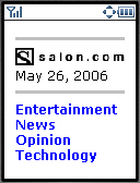 &nbsp; Salon Mobile &nbsp;