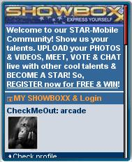 Showboxx Mobile Community