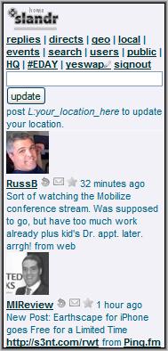 Slandr Screenshot
