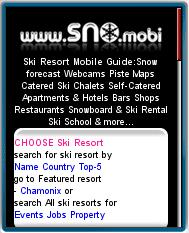 SNO.mobi Screenshot