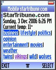 Mobile Startribune Image