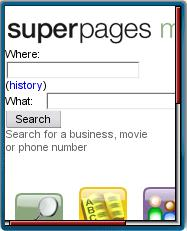 Superpages Mobile