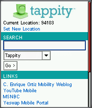 Tappity Home Page