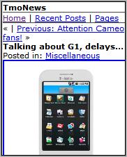 TmoNews Mobile