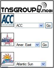TNSgroup NCAA directory