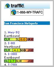Traffic.com  Image