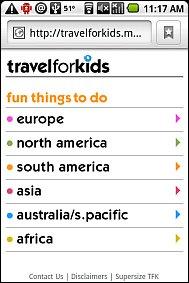 TravelForKids