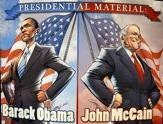 Obama McCain comic