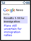 &nbsp; Google News result &nbsp;