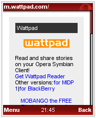 how to download wattpad stories on phone