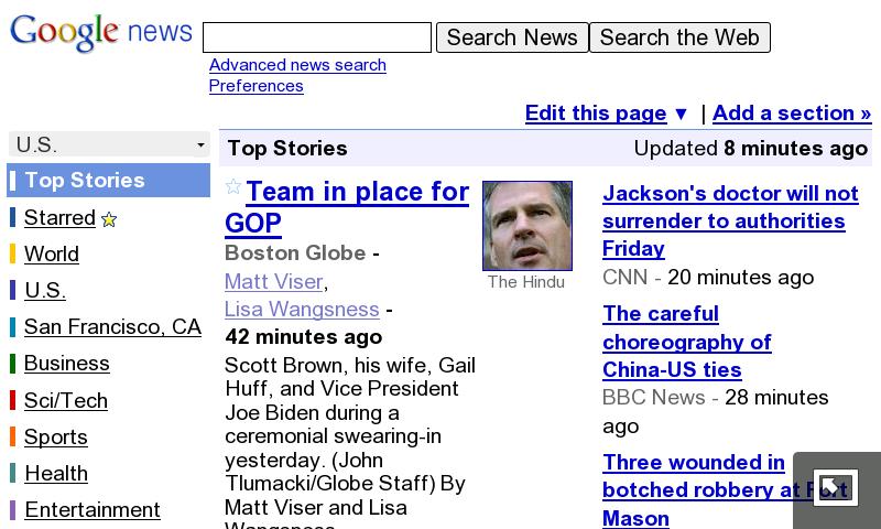 N900 - Google News
