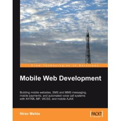 Mobile Web Development - cover