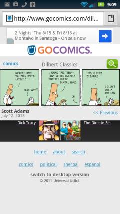 GoComics Dilbert