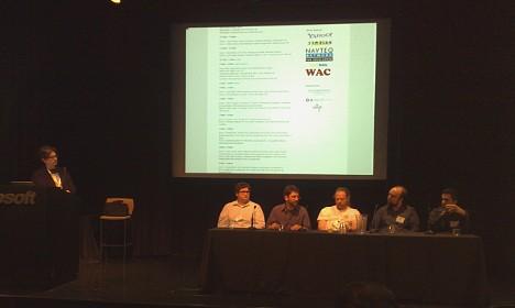 Mobile Web Panel