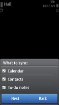 What to Sync