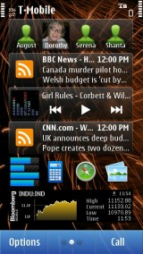 N8 Homescreen 2