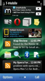 N8 Homescreen 3