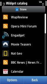 N8 Widget Catalog