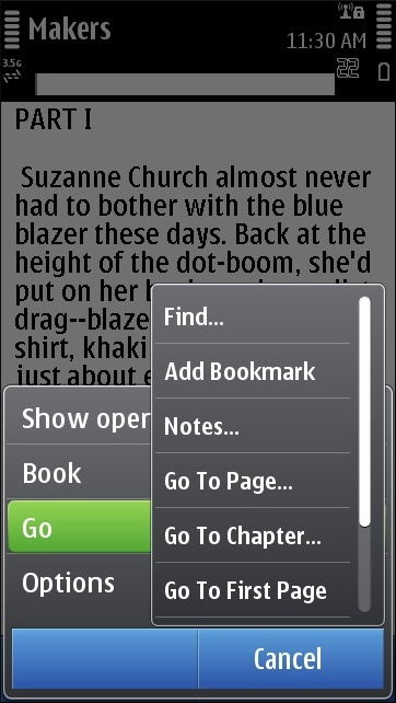 The best ebook reader apps for the nokia n8 wap review the nokia n8 makes a great book reader thanks to its excellent screen and easy pocket ability just as the best camera is the one you have with you reheart Choice Image