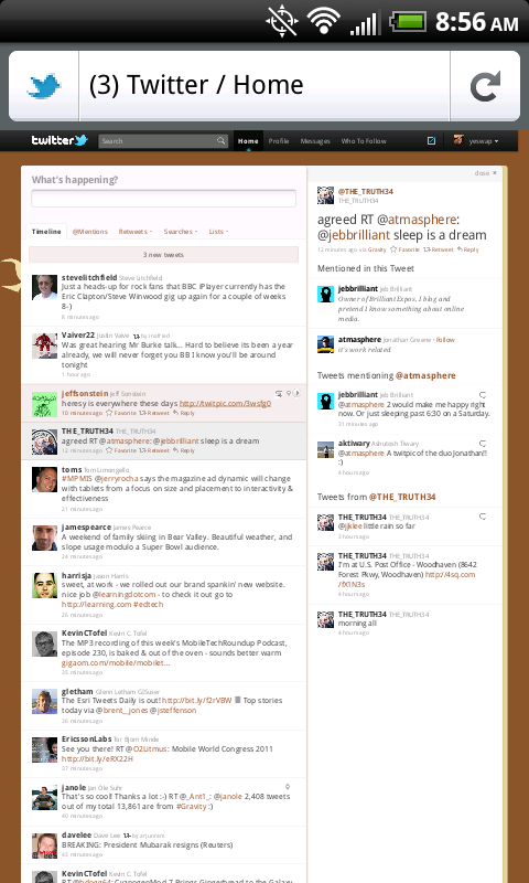 Firefox Mobile Twitter Desktop Zoomed Out