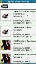Organic Wine Find
