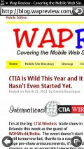 New Symbian Browser - Wap Review