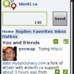 Identi.ca Mobile