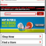 Radio Shack Mobile - Home Page