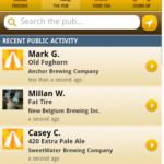 Untappd - The Pub