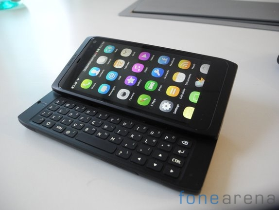 Nokia N950 Developer Phone
