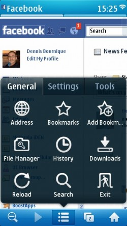 download facebook application for java mobile