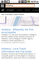 "Bing Antwerp ""All"" Results"