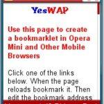 MobileBookmarklets2