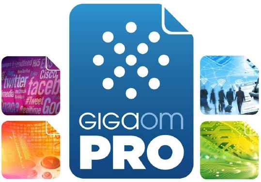 GigaOm Pro Logo