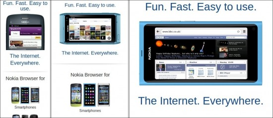 Nokia Browser Site